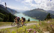 Mountainbiken bei Nauders am Reschenpass in Tirol - © TVB Tiroler Oberland / Martin Lugger