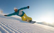 Snowboarden am Reschenpass in Nauders - © TVB Tiroler Oberland / Martin Lugger